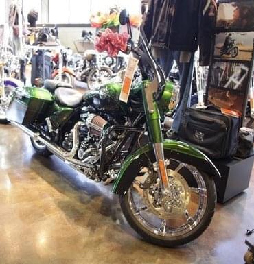Brians HD Harley