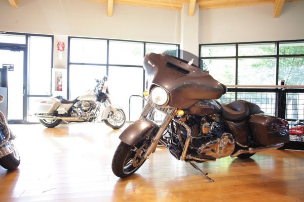 Brian's Harley Davidson