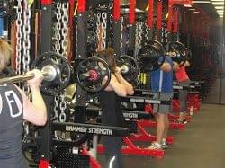See Inside 7 Deuce Sports in Medofrd NJ- Gym of Tra Thomas