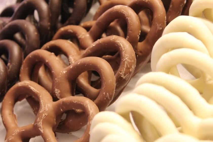 Bayard's Chocolate House Cinnaminson New Jersey See Inside