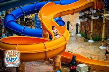 Sahara Sam's Oasis in Berlin NJ. Indoor Water Park