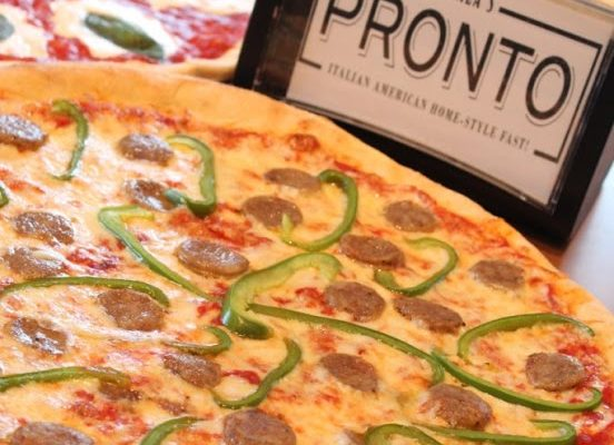 LaScala Pronto Pizza Pie