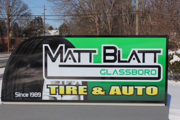 Matt Blatt Tire and Auto Glassboro