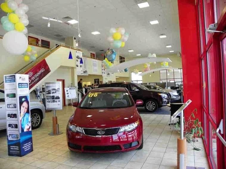 Matt Blatt Kia U2013 See Inside Automobile Dealership, Egg Harbor Township, NJ