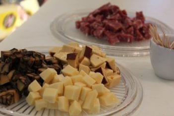 Hops and Grapes in Glassboro New Jersey Cheese Pairings