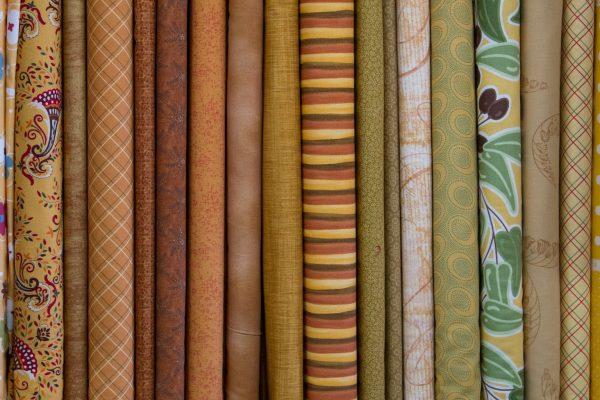 cloth patterns The Little Shop fabric Store, Haddonfield, NJ