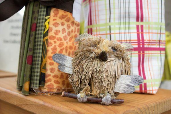 owl The Little Shop fabric Store, Haddonfield, NJ