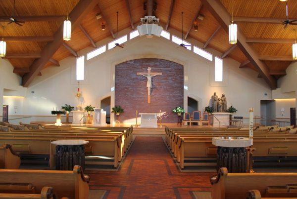 Church of the Incarnation – See-Inside Church, Mantua, NJ