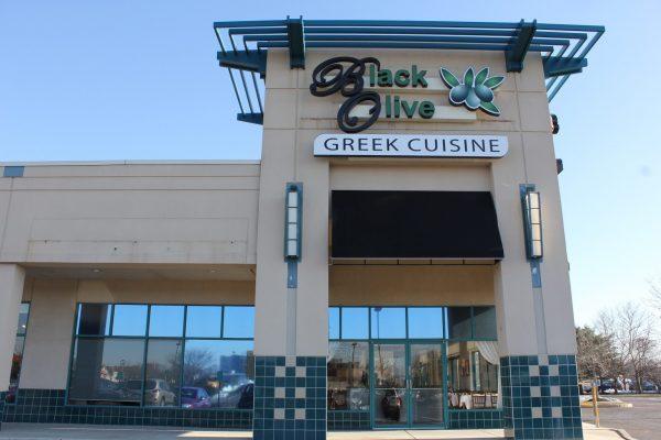 store front Black Olive Restaurant, Voorhees, NJ