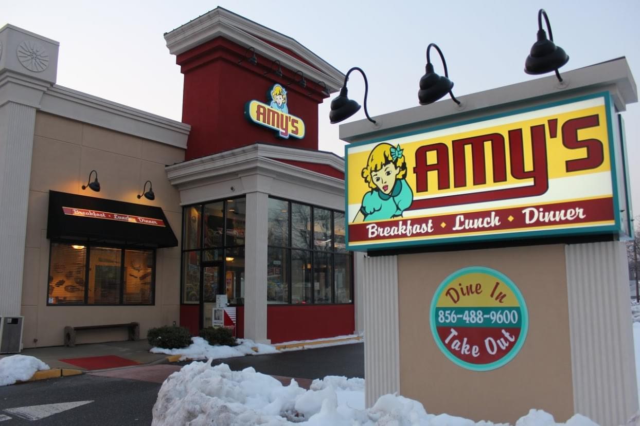 Amy's Omelette House – See-Inside Restaurant, Cherry Hill, NJ