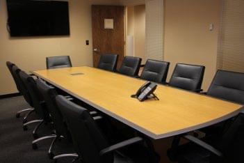 Console & Hollawell Marlton NJ board room