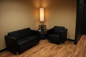 Console & Hollawell Marlton NJ waiting area