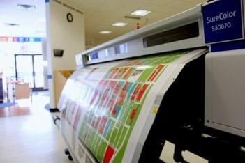 Fast Signs Cherry HIll New Jersey Printer
