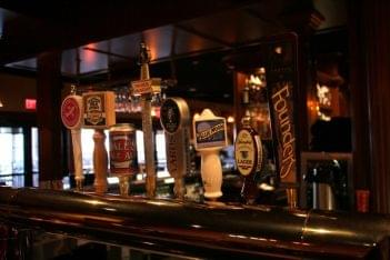 Giumarello's in Cherry Hill Beer selection