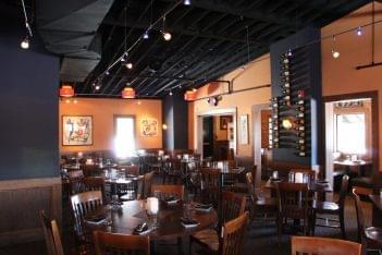 Gusto Grill East Brunswick NJ main dining area