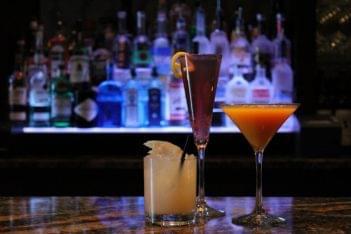 Indeblue Philadelphia PA Cocktails