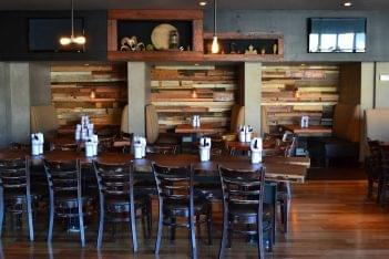 Keg&Kitchen Westmont NJ seating
