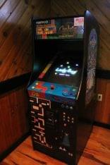 Merryfields Bar Oaklyn, New Jersey. Arcade Machine