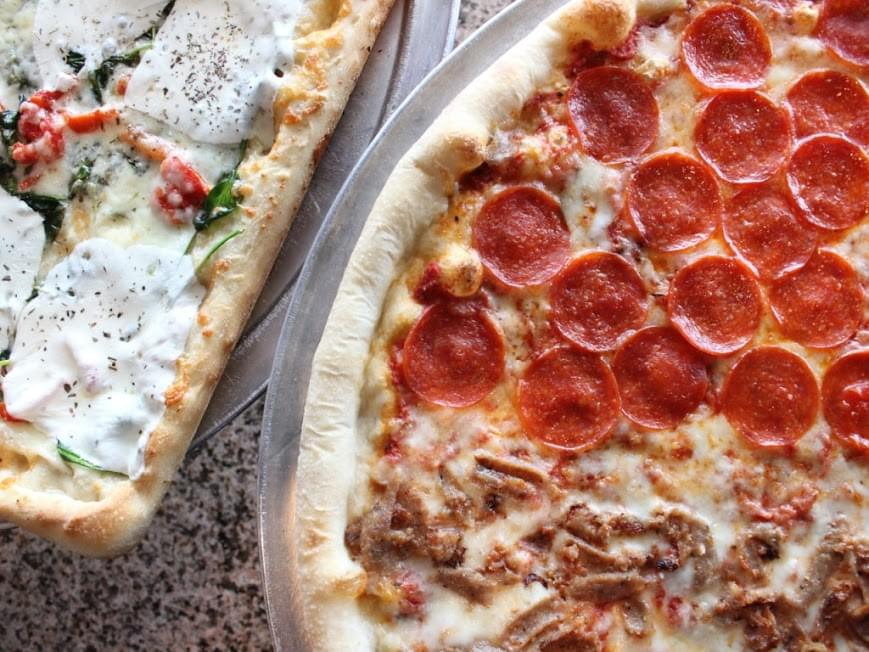 Michaelangelo's in Cherry Hill Pizza