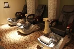 Nadine Janet Salon & Spa Medford NJ Chairs