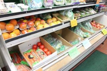 Natural Health Clementon NJ organic vegetable selection