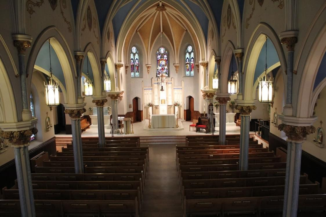 Our Lady of Good Counsel – See-Inside Church, Moorestown, NJ