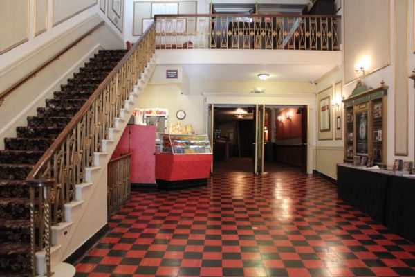 The Broadway Theatre of Pitman New Jersey Lobby