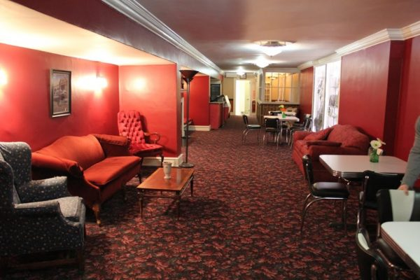 The Broadway Theatre of Pitman New Jersey Lounge