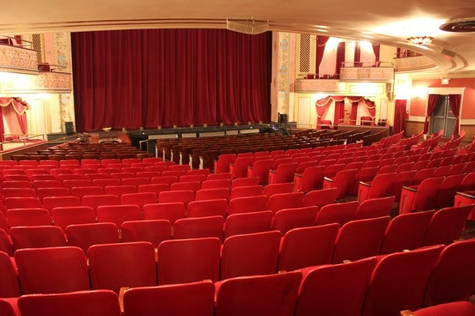 The Broadway Theatre of Pitman New Jersey Seating