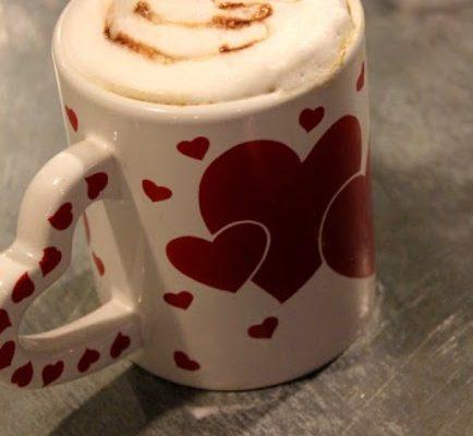Tree House Cafe Coffee Art