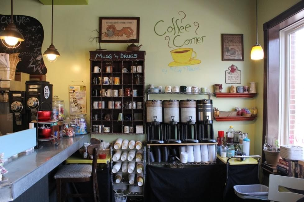 Tree House Cafe in Audubon NJ Coffee