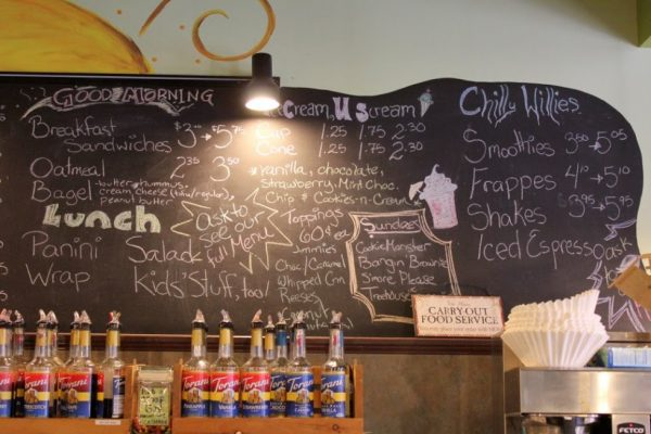 Tree House Cafe Food Menu Audubon NJ