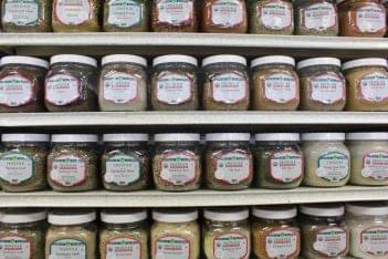 Natural Health Clementon NJ organic spice selection