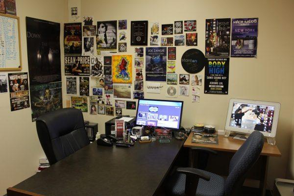office desk Whomag Multimedia Studio, Blackwood, NJ