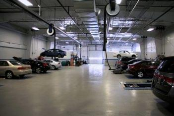 Autosport honda see inside auto dealership bridgewater for Garage sees automobile
