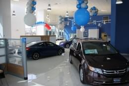 Autosport Honda Showroom Bridgewater NJ