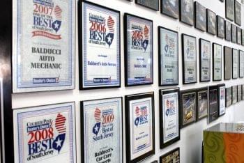 Balducci's Automotive Repair in Cherry Hill NJ Award Winning Service
