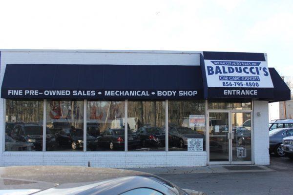 Balducci's Auto Front