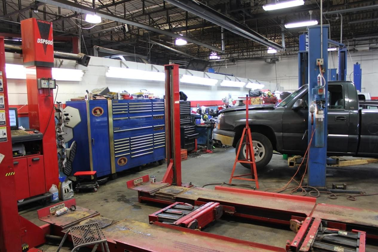 Balducci's Automotive Repair in Cherry Hill NJ Shop