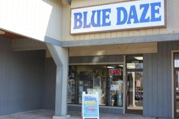 Blue Daze Store Front in marlton NJ