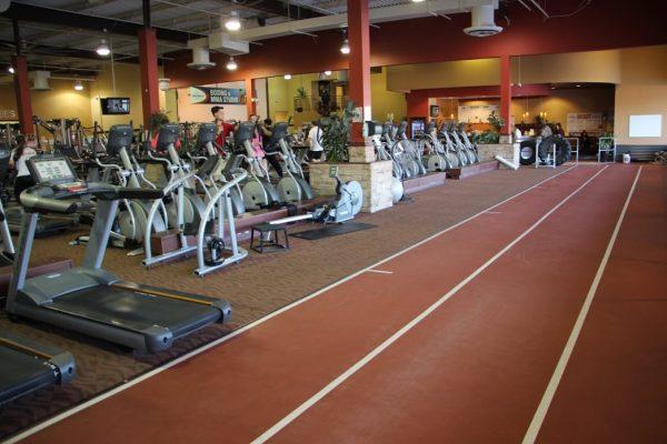 Club Metro Old Bridge Township NJ Cardio Machines