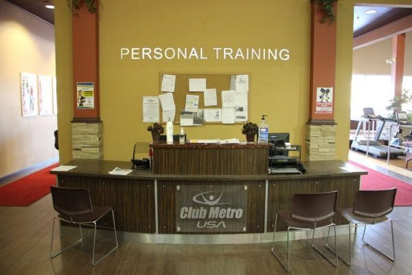 Club Metro Old Bridge Township NJ Personal Training