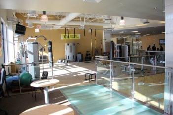Club Metro Old Bridge Township NJ Workout Area