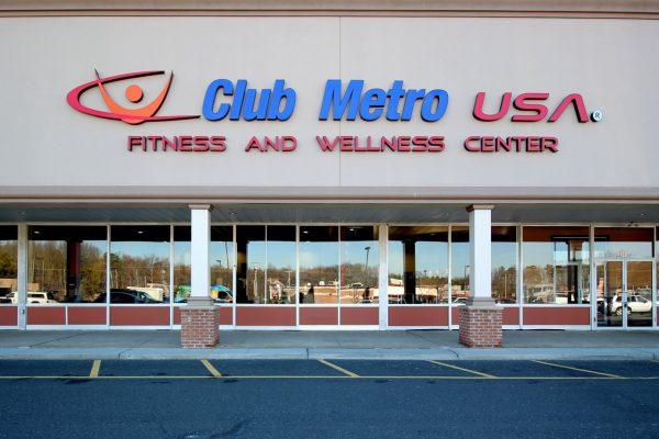 Club Metro USA Old Bridge Township, NJ Browntown Gym