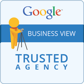 Merchant View 360 Google Business View Certification Badge