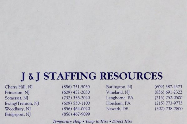 J & J Staffing in Cherry Hill NJ Contacts