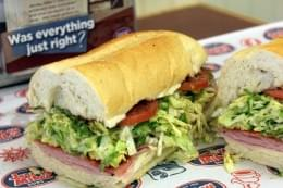 Jersey Mike's Subs in Cinnaminson NJ Lunch Special