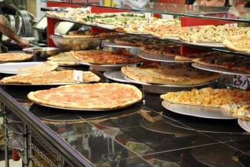 La Vita's Pizza in Moorestown NJ Pizza Selection