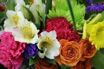 Nature's Gift Flower Shop Voorhees Township NJ Arrangement