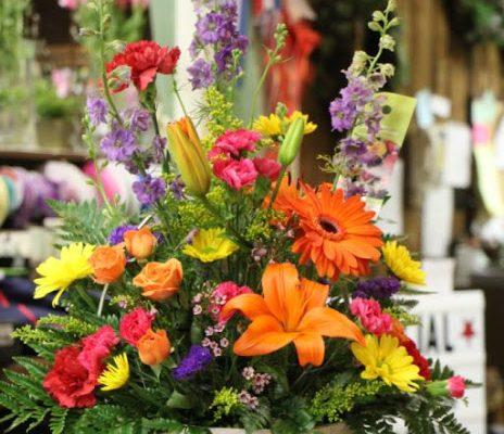 Nature's Gift Flower Shop Voorhees Township NJ Basket